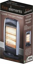 Fine Elements Halogen Heater 800-1200 Watt Fine Elementsce Heaters