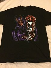 *NEW* WWE UNDERTAKER SANDS OF TIME 25 YEARS OF DESTRUCTION (M) OFFICIAL T-SHIRT