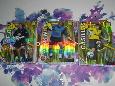 SET TOP LIMITED EDITION REAL MADRID ATLETICO BARCELONA CROMOS MUNDICROMO 2010 11