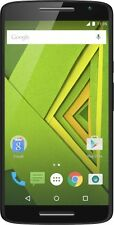 Refurbished Moto X Play XT1562 16 GB with turbo charger Black - Unboxed
