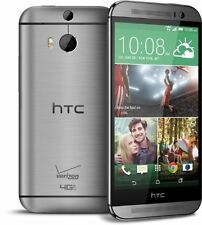 Brand New HTC One M8 32GB (Gunmetal Grey Color) - Imported - Marshmallow