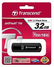Transcend JetFlash 700 32 GB Pen Drive 3.0