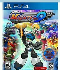 PS4 Mighty No 9 Brand New Sealed Packed