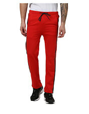 Yepme Riocard Trackpants - Red(YPMTPANT0034)