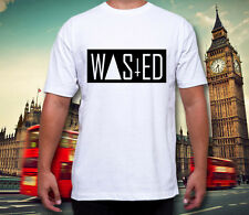 Wasted T Shirt Youth Dope Rihanna Hipster Wifey Zoella Cocaine Caviar Party #399