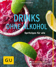 Drinks ohne Alkohol - Christina Kempe - 9783833853289