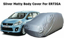 Car Body Cover of / for Maruti Suzuki ERTIGA / ERTIGA Silver Matty Body Cover