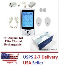 TENS Unit 16 Mode Digital Electro Pulse Massager Therapy Muscle Full Body UIII