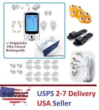 TENS Unit 16 Mode Digital Electro Pulse Massager Therapy Muscle Full Body UIV