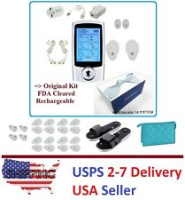 TENS Unit 16 Mode Digital Electro Pulse Massager Therapy Muscle Full Body UVI
