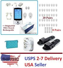 TENS Unit 16 Mode Digital Electro Pulse Massager Therapy Muscle Full Body UXII