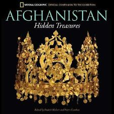 Afghanistan: Hidden Treasures from the National Museum, Kabul  Paperback