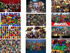 MARVEL COMIC HEROES MOUSE MATS --MOUSE PADS
