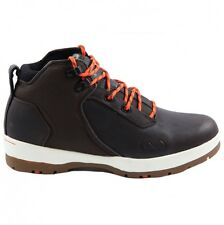 K1X Herren Stiefel/Boots H1KE MK11 LE Dark Brown/Egret/Orange