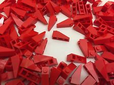 LEGO 4286 - 1x3 RED Slope Roof Tile      25 Pieces Or 50 Pieces