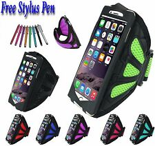 Sports Gym Jogging Running Armband Holder Cover Case Pouch For Sony Xperia Z UK
