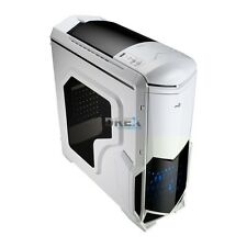 Aerocool BattleHawk Case Middle Tower White Edition Cabinet Pc