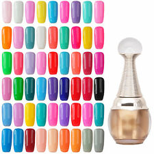56 Colores Esmalte de Uñas Gel UV LED Color permanente Soak off Manicura 15ml