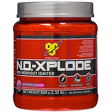 BSN NO Xplode  (30 Servings) - STRONG Pre Workout Energy - FREE Delivery