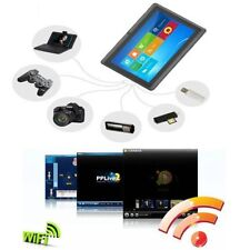 "7"" A33 Android 4.4 Tablet Phablet PC Quad Core WiFi Bluetooth 3G 16GB Nero"