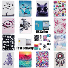 Wallet for Apple iPad Mini, iPad 2 3 4, Air 1 2, Pro 9.7. New Case Cover Stand