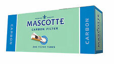 Mascotte Carbon Filter Tubes - Various Variations by eTrendz