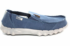 Hey Dude Farty Mens Lightweight Flat Canvas Casual Shoes Size UK 7 8 9 10 11 12