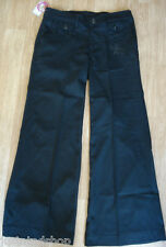 Nolita Pocket girl Allison black trousers 2-3, 9-10 y BNWT designer