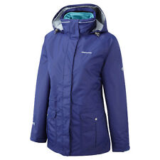Craghoppers Ladies Marisa 3 in 1 jacket Top SCWP013 turquiose waterproof