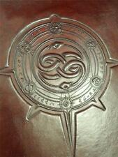 AURYN - the NeverEnding Story - A5 Handmade Refillable Leather Journal Diary