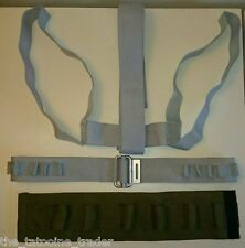STAR WARS X-WING PILOT EJECTION HARNESS, BELT & LEG FLARE HOLSTER COSTUME PROPS