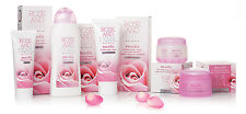 ROSE & PEARL Face Cream Wash Milk Mask BULGARIAN Rose Water All Skins Decollete