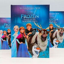 Personalised Childrens Disney Frozen Magic Book. Gift/Christmas.
