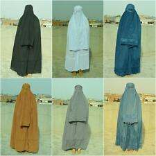 Authentic Afghan Ladies Burqa Burka Jilbab Abaya Veil Niqab Fancy Dress Chadri