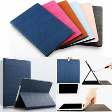Luxury Stand Flip PU Leather Case Smart Cover for Apple iPad 2/3/4/Mini/Air/ Pro