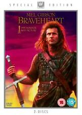 Braveheart (2 Disk Special Edition DVD) Mel Gibson, Sophie Marceau