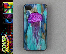 Cover Medusa Mare Viola iPhone 4 / 5 / 6 - Galaxy S3 / S4 / S5 / S6 / S7 B182