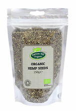 Organico Hemp Seeds 250g Organico Certificato by the Soil Association