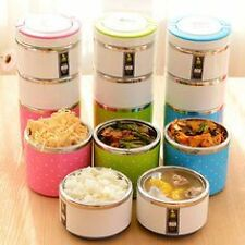 Three layer Fancy Stainless Steel Lunch Box Tiffin Best Quality Amazing Design