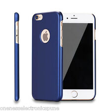Ultra Slim Rubberized Matte Hard Cover Case For iPhone 5 5s (0.4mm Thin)
