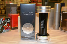 Nuovo Profumo DAVIDOFF CHAMPION - Eau de Toilette 90/50 ml Spray - NO TESTER!