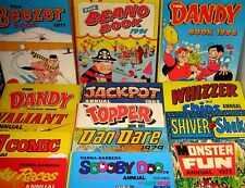 THE BEANO ANNUALS 1960/90 ~ click on SELECT to browse or order