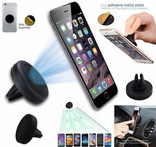 Universal Magnetic Car Mount Air Vent Holder For GPS Sat NAV MP4 Mobile Phones