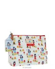 Gorjuss Large Coated Accessory Case Wash bag New Designs by Santoro London Gift