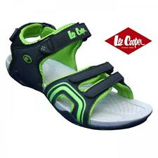 Lee Cooper Women Sandal 0445 Black Green