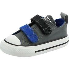 Converse Chuck Taylor All Star 2V Infant Thunder Textile Trainers