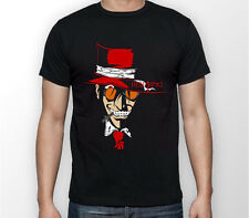 Hellsing Alucard Face Hell Sing Anime Unisex Tshirt T-Shirt Tee ALL SIZES