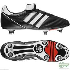 Adidas Kaiser 5 Cup Soft Ground Black/White/Red Football Boots