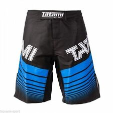 Tatami IBJJF RANK SHORTS - ~BLUE~ No-Gi BJJ Shorts-Jiu Jitsu MMA Grappling MMA