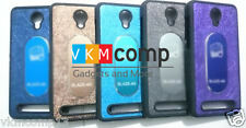 New Micromax Canvas Blaze 4G Q400 Hybrid Silicon Back Case Cover Multiple Color